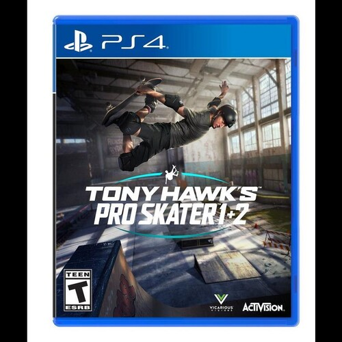 PS4 TONY HAWK PRO SKATER 1+2/ PS4-PS4 TONY HAWK PRO SKATER 1+2/ PS4