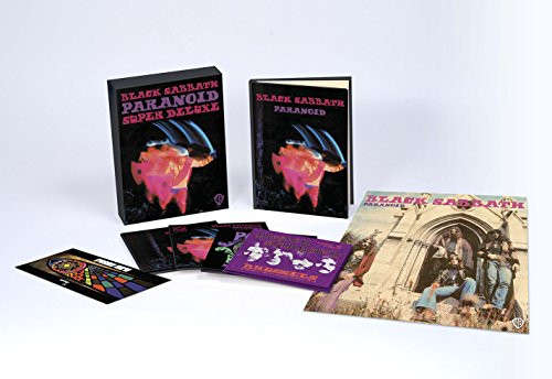 PARANOID (W / BOOK) (BOX) (DLX)-BLACK SABBATH