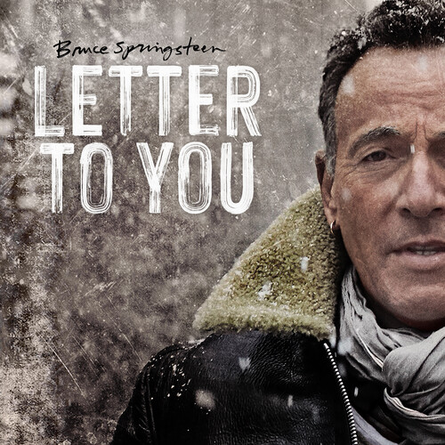 LETTER TO YOU (WB) (DIG)-BRUCE SPRINGSTEEN
