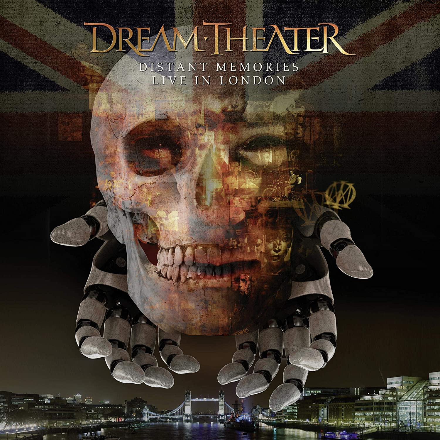 DISTANT MEMORIES - LIVE IN LONDON (WBR)-DREAM THEATER