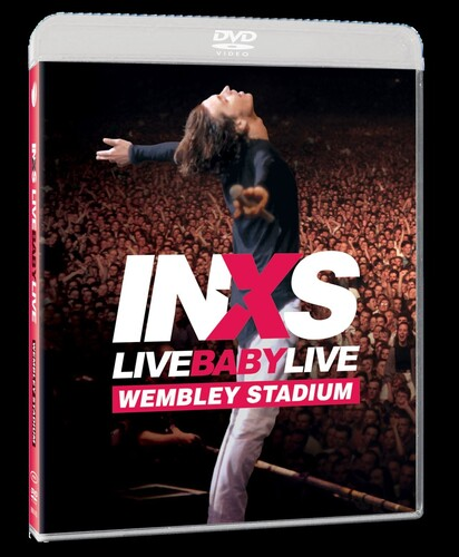 LIVE BABY LIVE: LIVE AT WEMBLEY STADIUM / (WB)-INXS