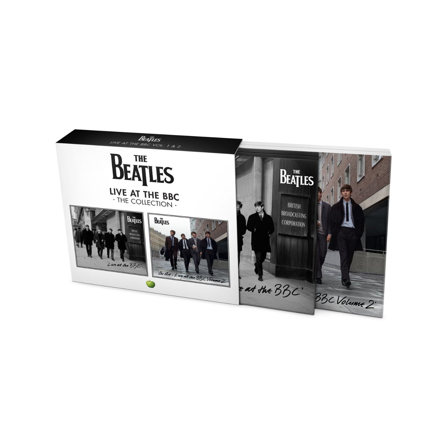 LIVE AT THE BBC (BOX)-BEATLES
