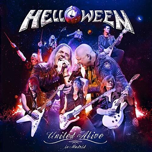 UNITED ALIVE (2PC)-HELLOWEEN