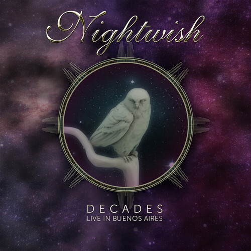 DECADES: LIVE IN BUENOS AIRES (3PC) (W / CD)-NIGHTWISH