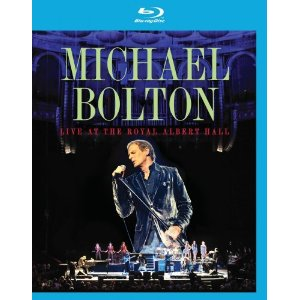 LIVE AT ROYAL ALBERT HALL-MICHAEL BOLTON