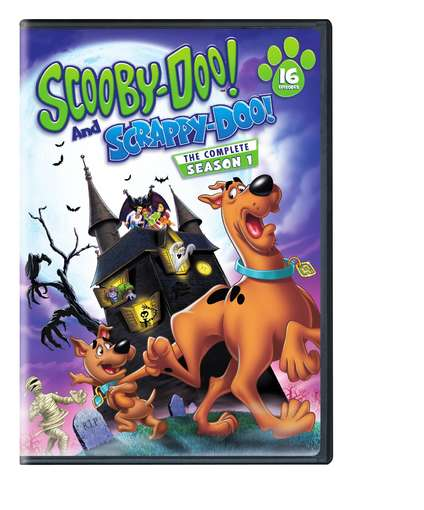 SCOOBY & SCRAPPY DOO SHOW: COMPLETE FIRST SEASON-SCOOBY & SCRAPPY DOO SHOW: COMPLETE FIRST SEASON