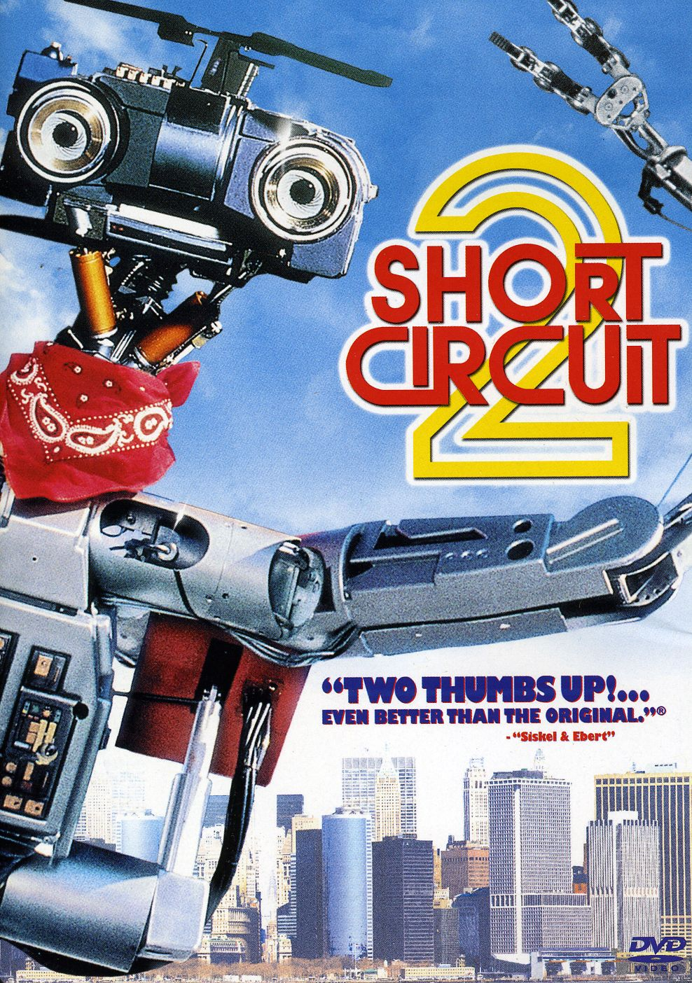 SHORT CIRCUIT 2 / (WS)-SHORT CIRCUIT 2 / (WS)