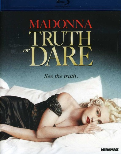 MADONNA: TRUTH OR DARE / (AC3 DTS SUB WS)-MADONNA: TRUTH OR DARE / (AC3 DTS SUB WS)