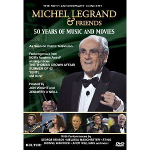 50 YEARS OF MUSIC & MOVIES / (AC3 DOL)-MICHEL LEGRAND