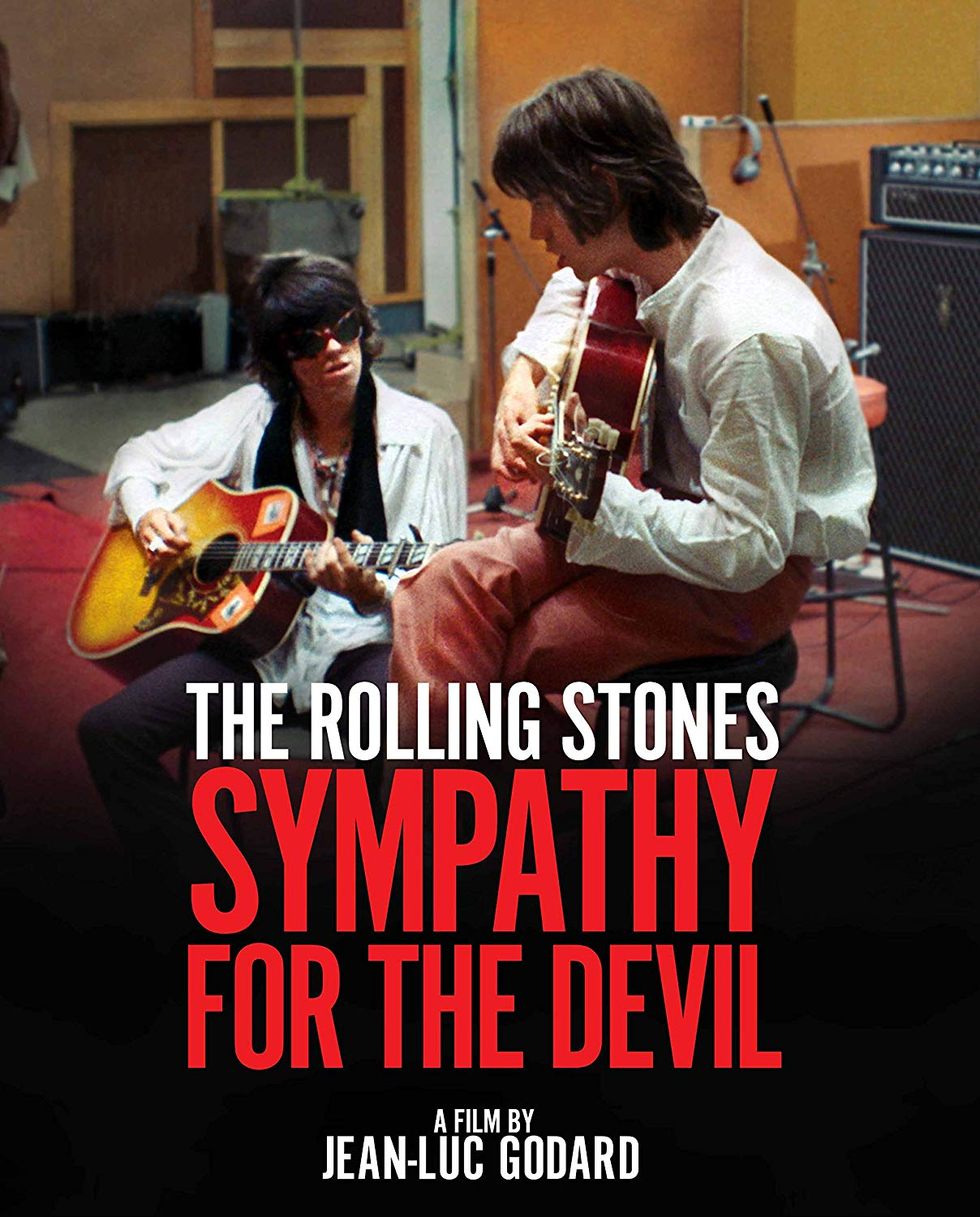 SYMPATHY FOR THE DEVIL (ONE PLUS ONE) (2PC)-ROLLING STONES