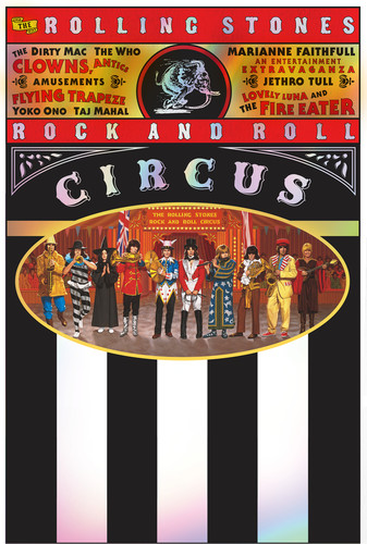 ROCK AND ROLL CIRCUS / (4K OCRD)-ROLLING STONES