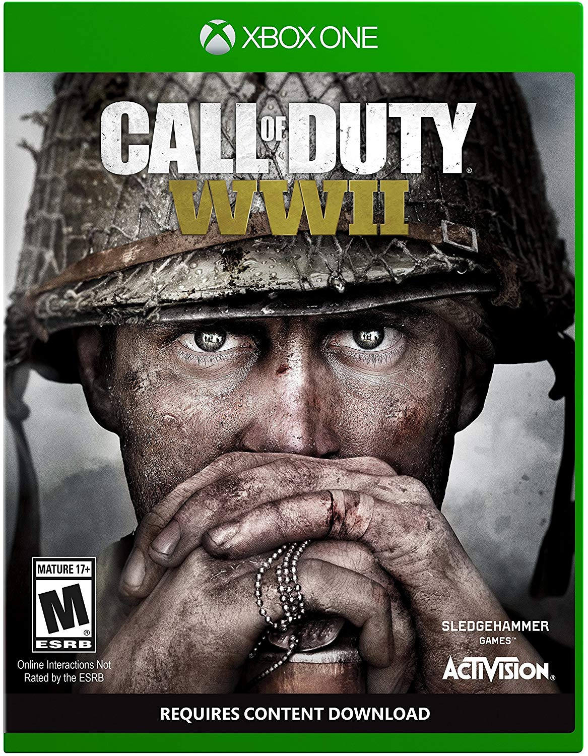 CALL OF DUTY: WWII / XB1-CALL OF DUTY: WWII / XB1