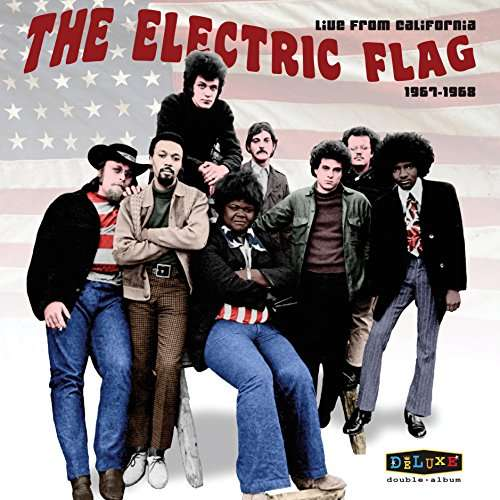 ELECTRIC FLAG LIVE (REIS)-ELECTRIC FLAG