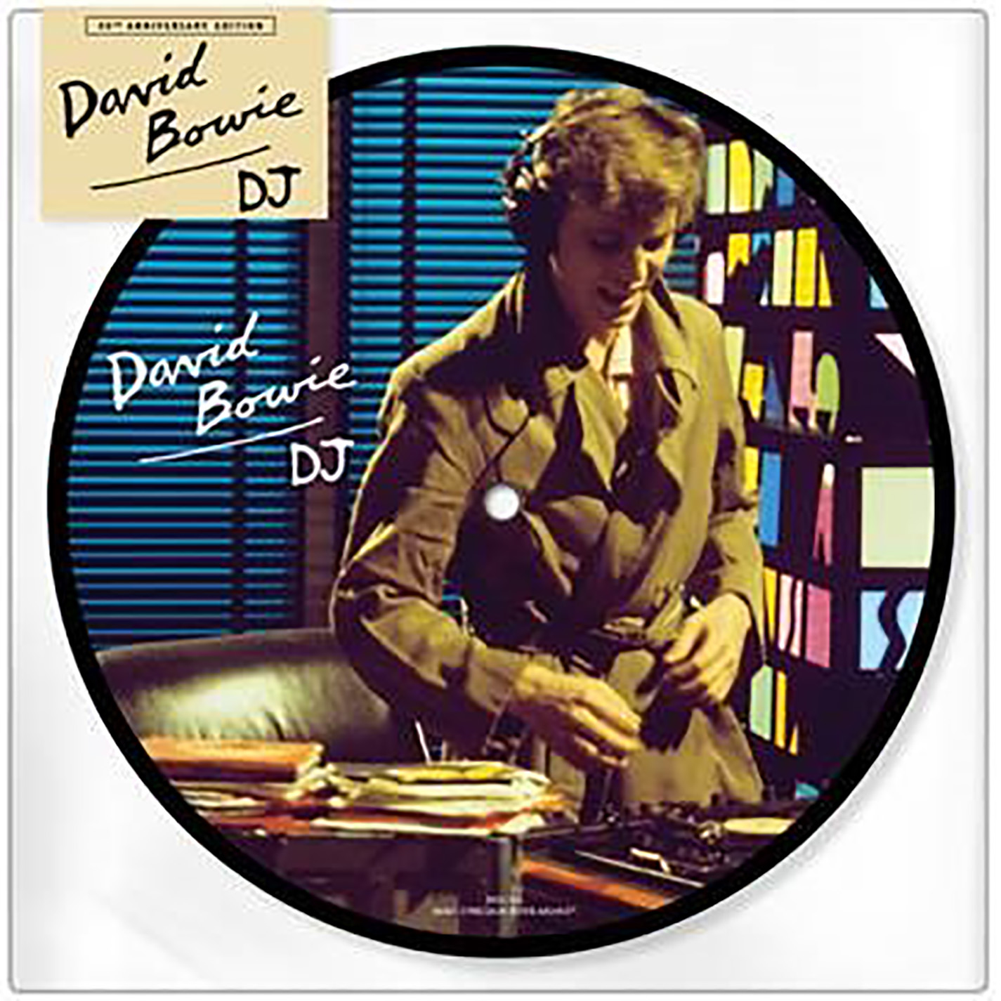 D.J. (40TH ANNIVERSARY) (ANIV)-DAVID BOWIE