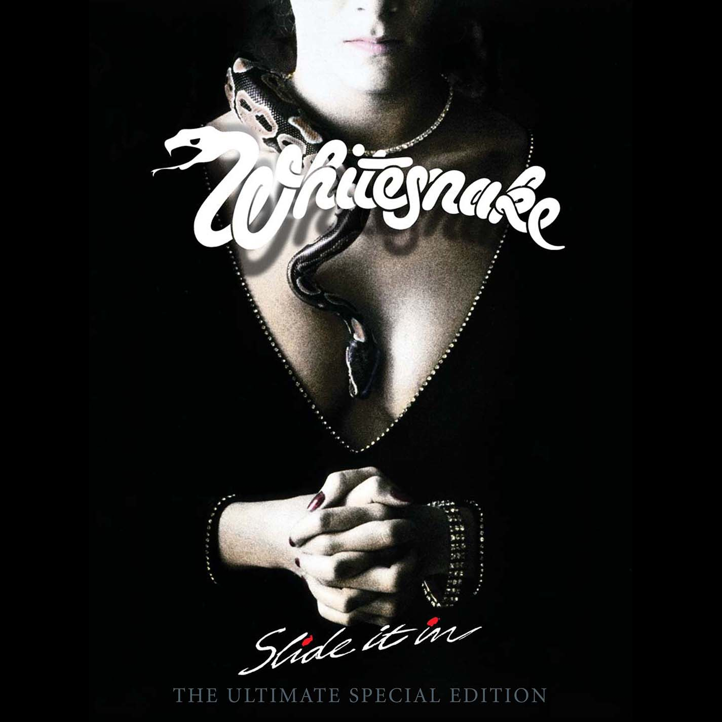 SLIDE IT IN: THE ULTIMATE EDITION (W / DVD) (RMS-WHITESNAKE