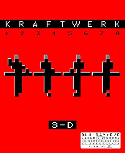 3-D: THE CATALOGUE (2PC) (W / DVD)-KRAFTWERK