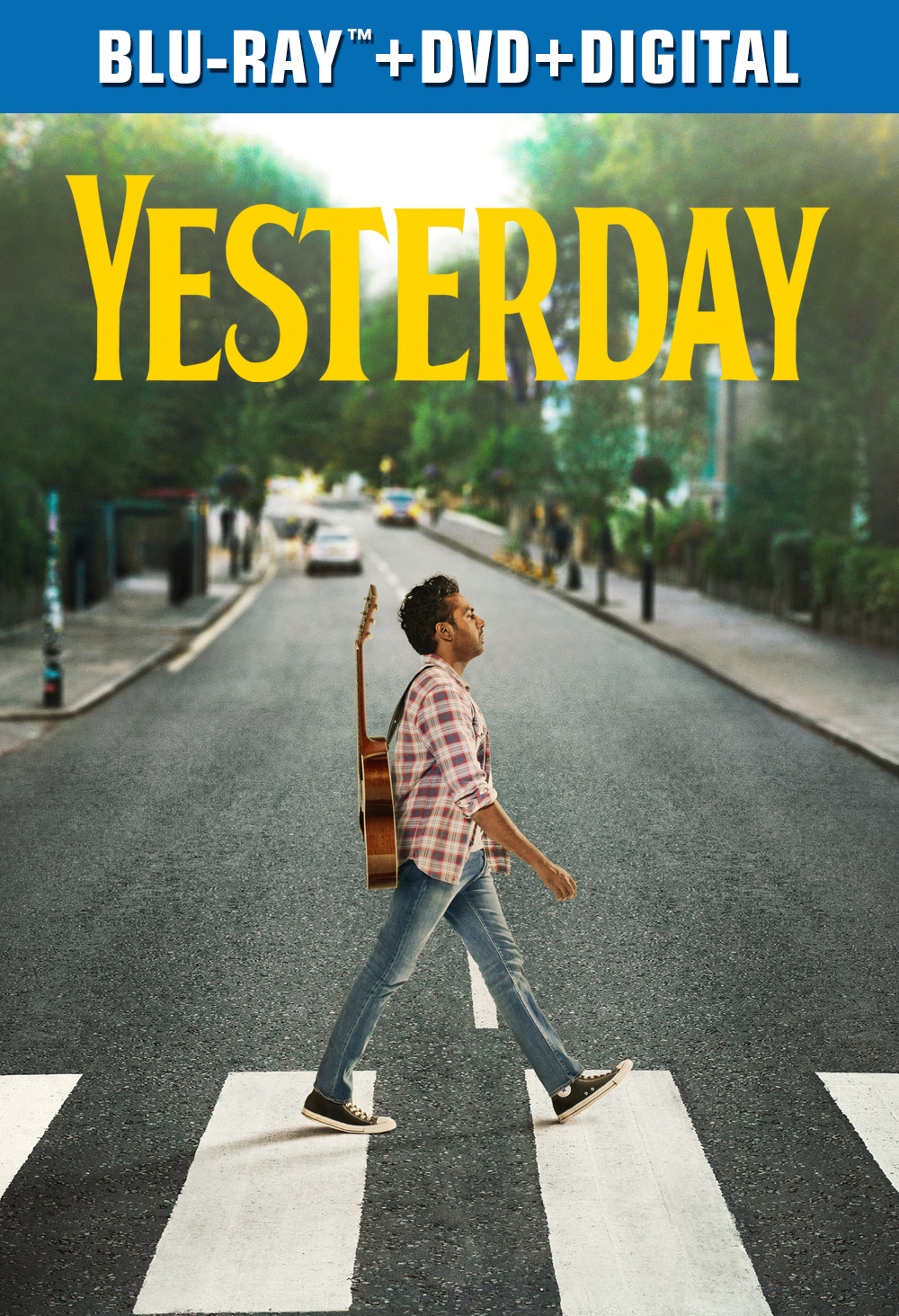 YESTERDAY (W / DVD) / (2PK)-YESTERDAY (W  /  DVD)  /  (2PK)