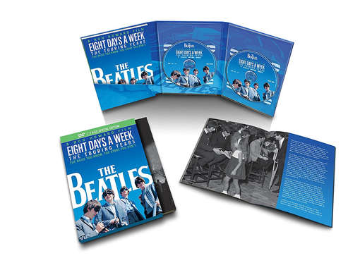 EIGHT DAYS A WEEK - THE TOURING YEARS (2PC)-BEATLES