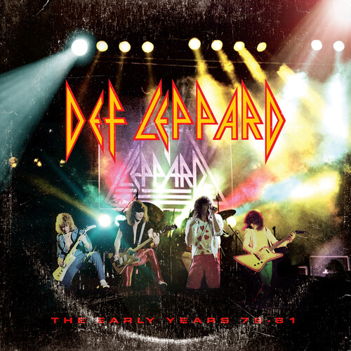 EARLY YEARS (BOX) (RMST)-DEF LEPPARD