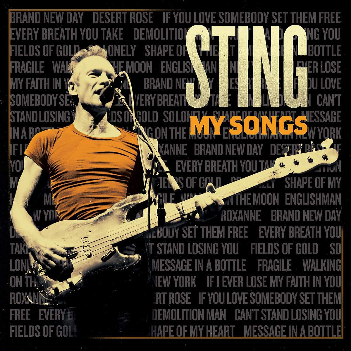 MY SONGS (DLX)-STING