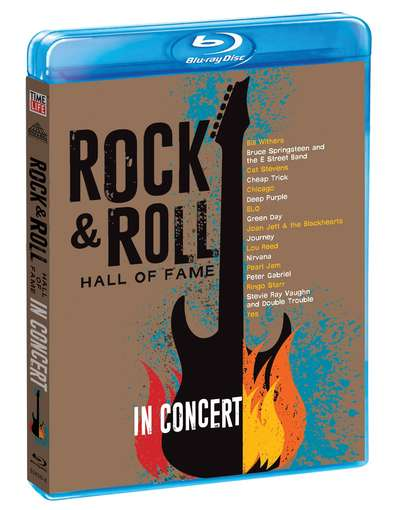 ROCK & ROLL HALL OF FAME: IN CONCERT (2PC)-ROCK & ROLL HALL OF FAME: IN CONCERT