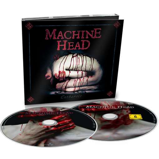CATHARSIS (W / DVD)-MACHINE HEAD