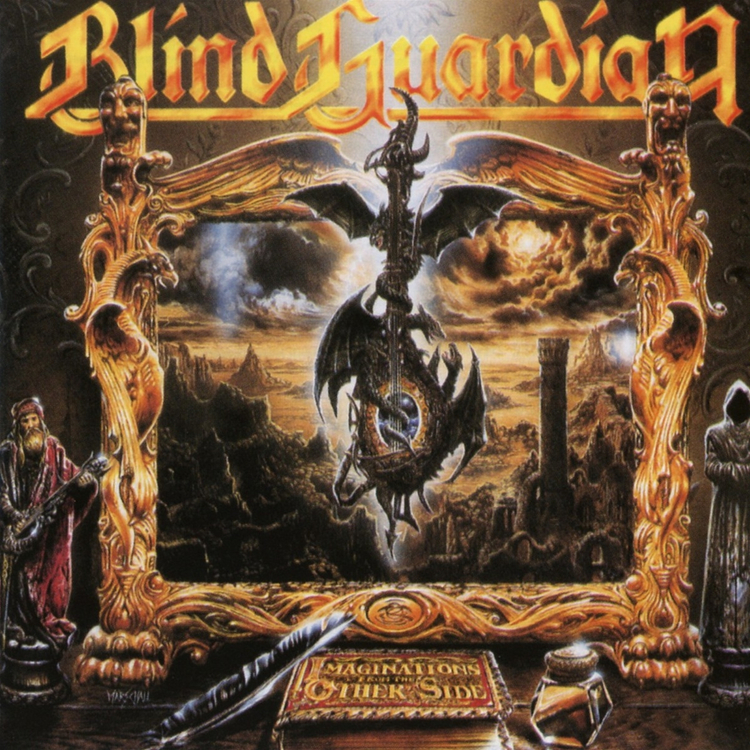 IMAGINATIONS FROM HE OTHER SIDE (RMST)-BLIND GUARDIAN
