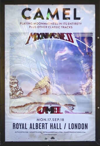 CAMEL AT THE ROYAL ALBERT HALL / (UK)-CAMEL AT THE ROYAL ALBERT HALL