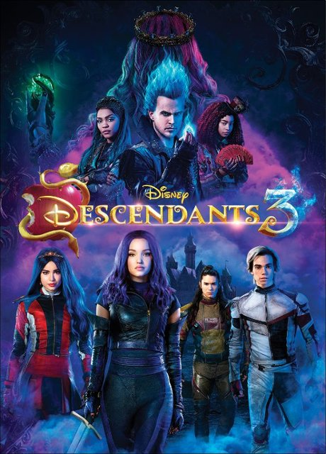 DESCENDANTS 3 / (AC3 DOL DUB SUB)-DESCENDANTS 3 / (AC3 DOL DUB SUB)