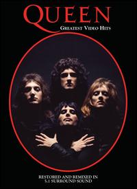 GREATEST VIDEO HITS (2PC)-QUEEN