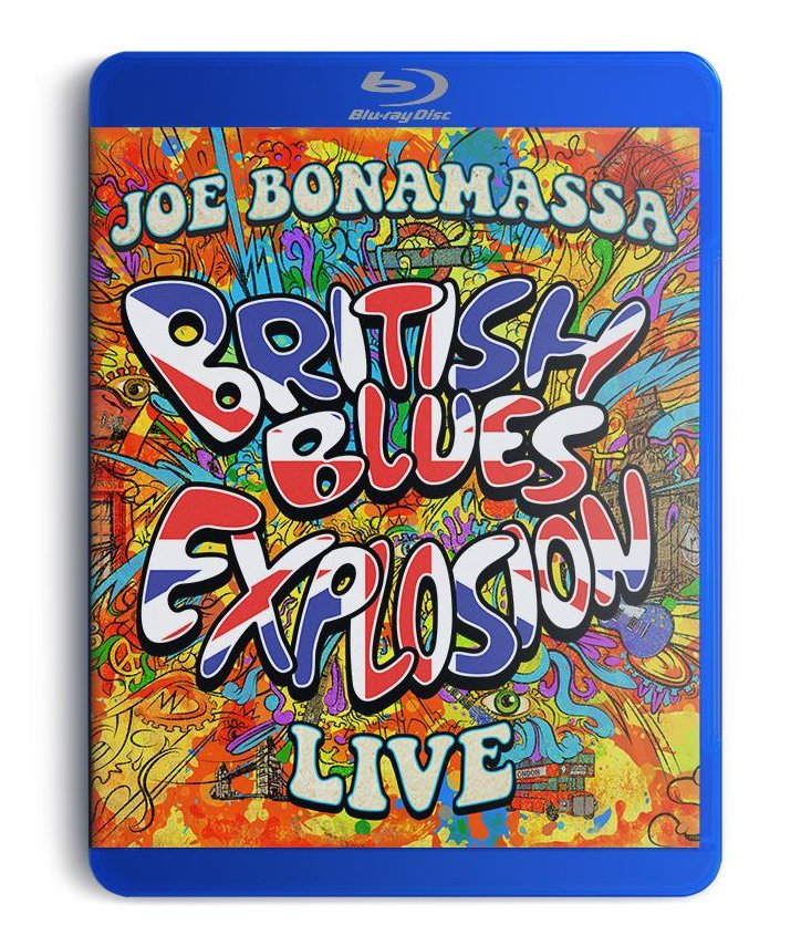 BRITISH BLUES EXPLOSION LIVE-JOE BONAMASSA