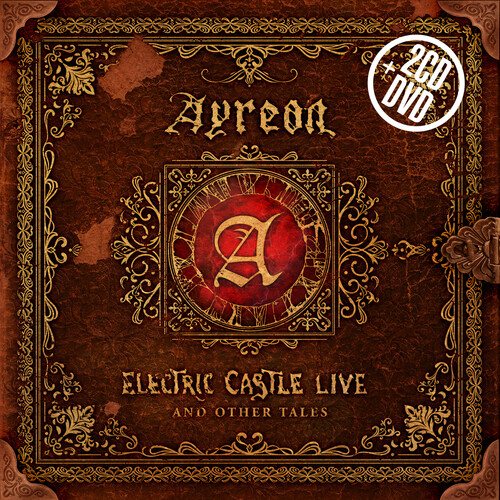 ELECTRIC CASTLE LIVE AND OTHER TALES (BONUS DVD)-AYREON