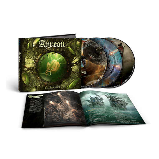 SOURCE (W / DVD)-AYREON
