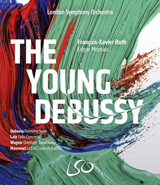 YOUNG DEBUSSY (2PC)-LONDON SYMPHONY ORCHESTRA / FRANCOIS XAVIER ROTH