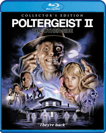 POLTERGEIST II: THE OTHER SIDE / (COLL WS)-POLTERGEIST II: THE OTHER SIDE / (COLL WS)