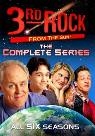 3RD ROCK FROM THE SUN: THE COMPLETE SERIES (17PC)-3RD ROCK FROM THE SUN: THE COMPLETE SERIES (17PC)
