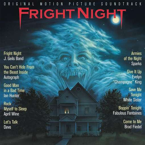 FRIGHT NIGHT / O.S.T.-FRIGHT NIGHT / O.S.T.