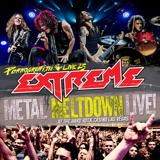 PORNOGRAFFITTI LIVE 25 / METAL MELTDOWN (3PC)-EXTREME