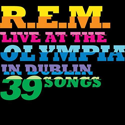 LIVE AT THE OLYMPIA (W / DVD)-R.E.M.