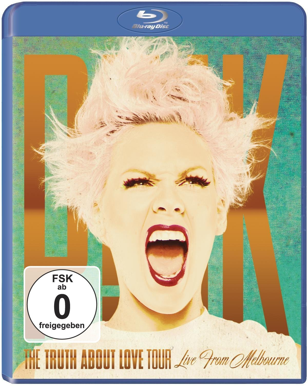 TRUTH ABOUT LOVE TOUR: LIVE FROM MELBOURNE-PINK