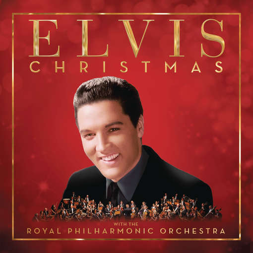 CHRISTMAS WITH ELVIS & THE ROYAL PHILHARMONIC ORCH-ELVIS PRESLEY