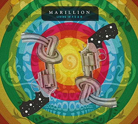 LIVING IN F E A R (DIG)-MARILLION