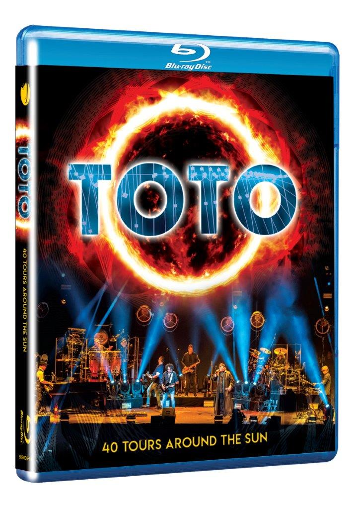 40 TOURS AROUND THE SUN / (DTS UK)-TOTO