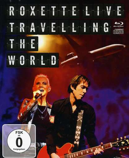 ROXETTE LIVE TRAVELLING THE WORLD (2PC) / (SPA)-ROXETTE