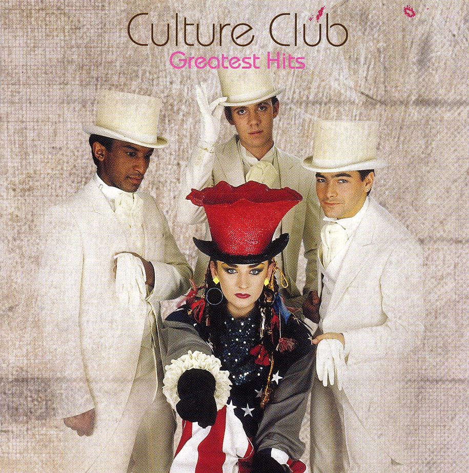 GREATEST HITS (UK)-CULTURE CLUB