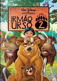 IRMAO URSO 2 (BROTHER BEAR 2) + INGRESSO FAMILIA..-IRMAO URSO 2 + INGRESSO FAMILIA DO FUTURO