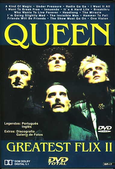 GREATEST FLIX II-QUEEN