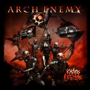 KHAOS LEGIONS-ARCH ENEMY