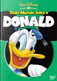 CLASSIC CARTOON FAVORITES VOL 2 : STARRING DONALD-TODO MUNDO AMA O DONALD (DISNEY)