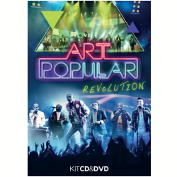 REVOLUTION (KIT DVD + CD)-ART POPULAR